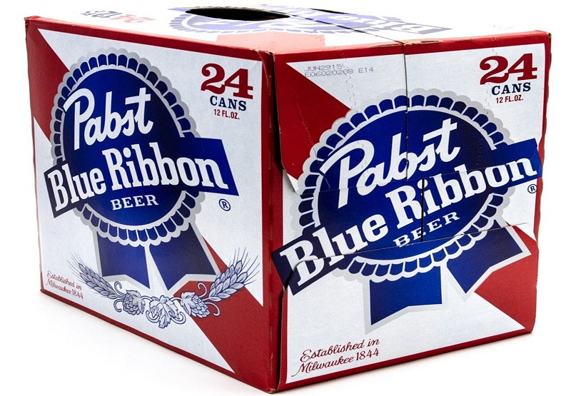 Pabst Blue Ribbon (355 ml) (Dose) (24er)