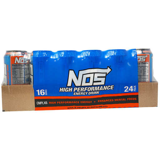 NOS Energy Drink (Dose) (473 ml) (24er)
