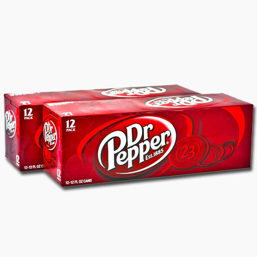 Dr Pepper (Dose) (355 ml) (24er)