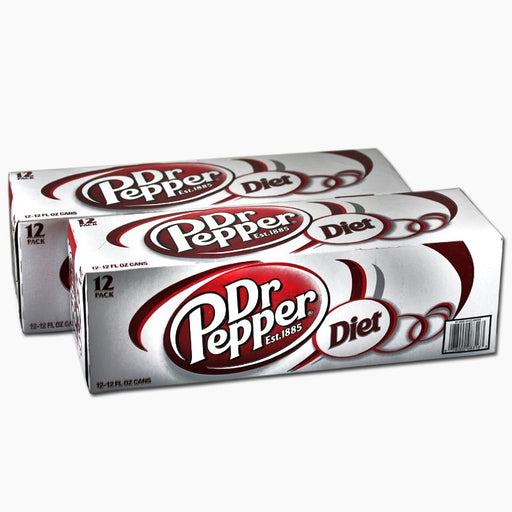 Dr Pepper Diet (Dose) (355 ml) (24er)