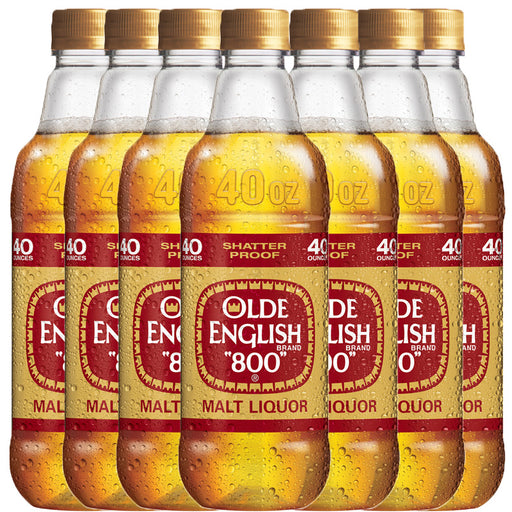 Olde English 800 Malt Liquer 40 OZ 12er (Flaschen)