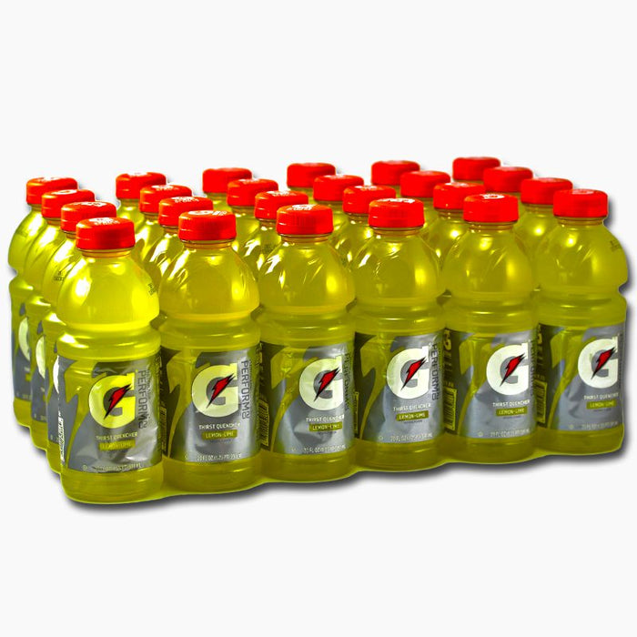 Gatorade Lemon Lime (591 ml.) (24er)