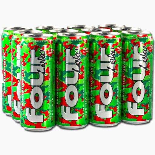 Four Loko Watermelon (Dose) (695 ml) (12er)
