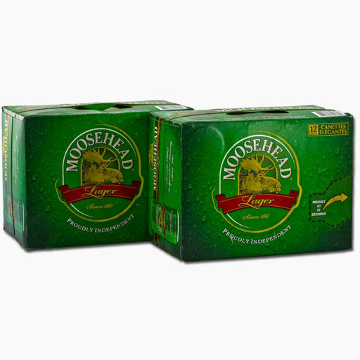 Moosehead - Original Lager (355 ml) (Dose) (24er)