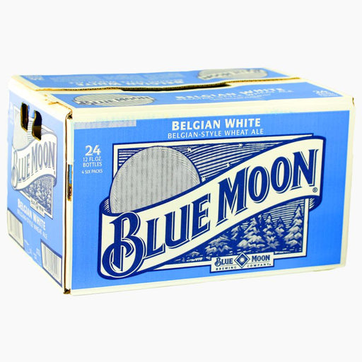 Blue Moon Belgian White (Flasche) (355ml) (24er)
