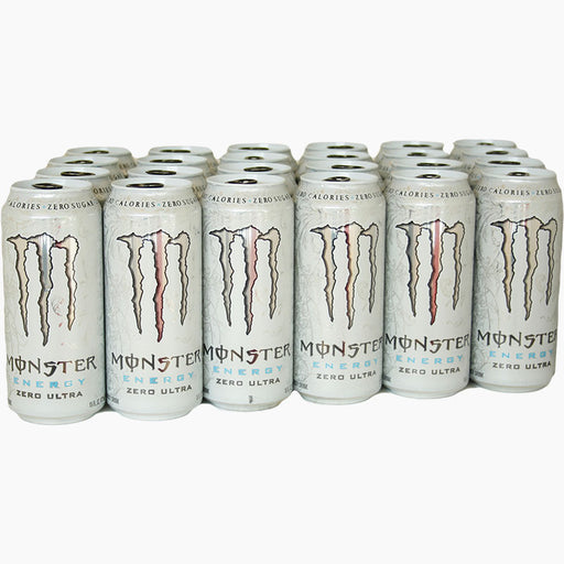 Monster Ultra - Zero (473 ml) (24er)