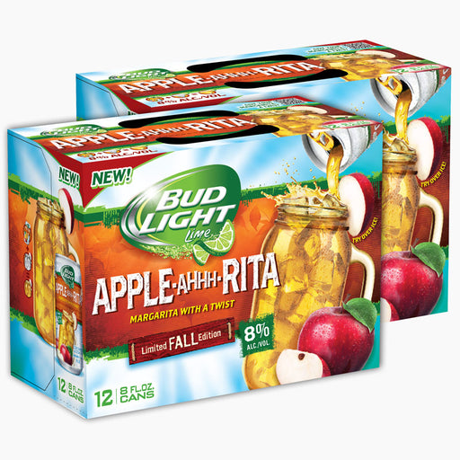 Bud Light - Apple-Ahh-Rita (Dose) (273 ml) (24er)