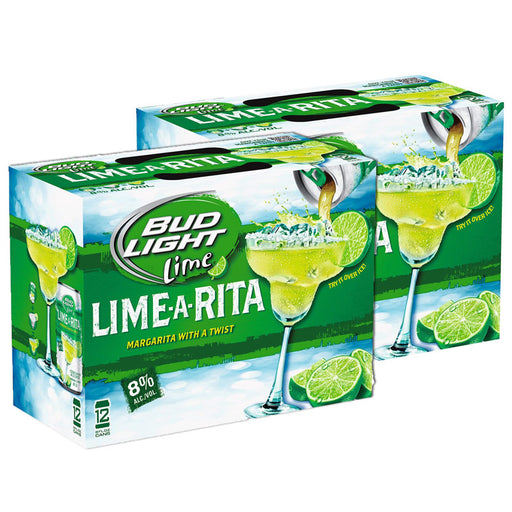 Bud Light - Lime-A-Rita (Dose) (273 ml) (24er)