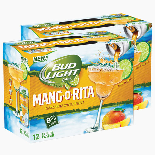 Bud Light - Mang-O-Rita (Dose) (273 ml) (24er)