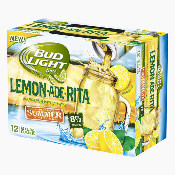 Bud Light - Lemon-Ade-Rita (Dose) (273 ml) (24er)