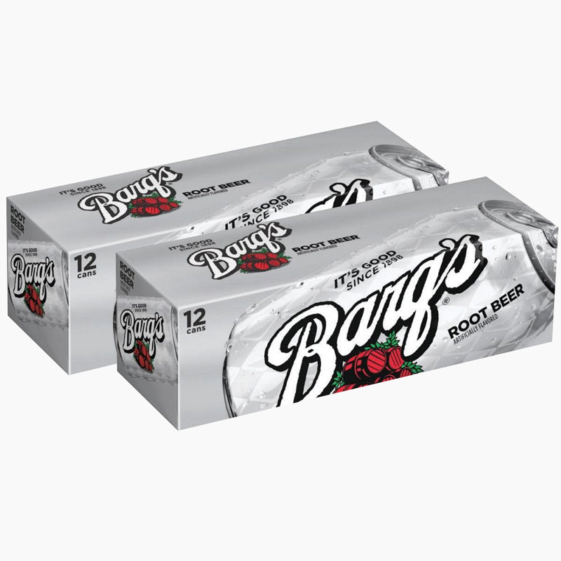 Barqs Root Beer (Dose) (355 ml) (24er)