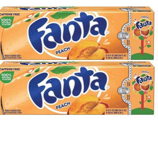 Fanta Peach (Dose) (355 ml.) (24er)