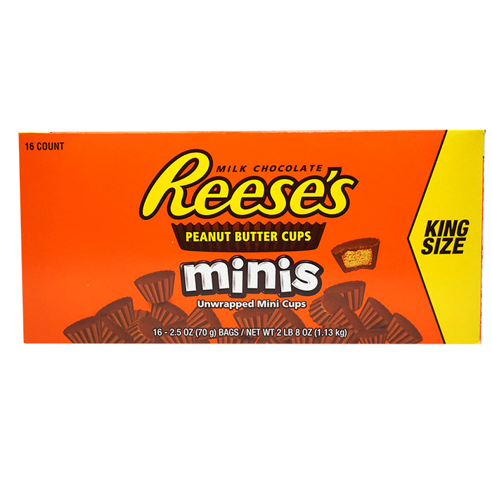Reese's PNB Cups Minis King Size Bag (70 g) (16er)