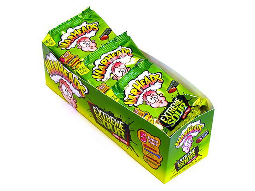 Warheads Extreme Sour Hard Candy (28 g) (12er)