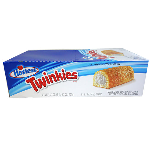 Hostess Twinkies Original Single (77g) (2er) 6er