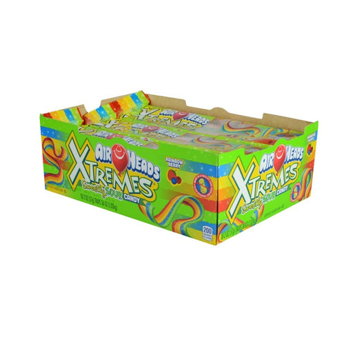 AirHeads - Xtreme Sour (Rainbow Berry) (57g)(18er)