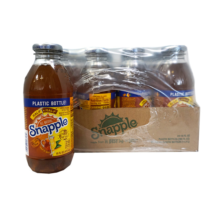 Snapple Juice - Half & Half (473 ml) (24er)