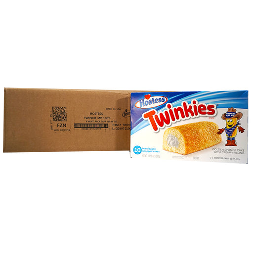 Hostess Twinkies Original (385 g) (6er)