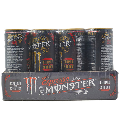 Monster - Espresso and Cream (250 ml) (12er)