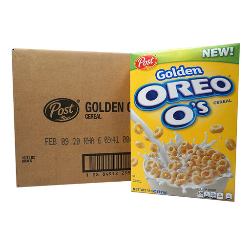 Oreo O's Cereals Golden (311 g)  (10er)