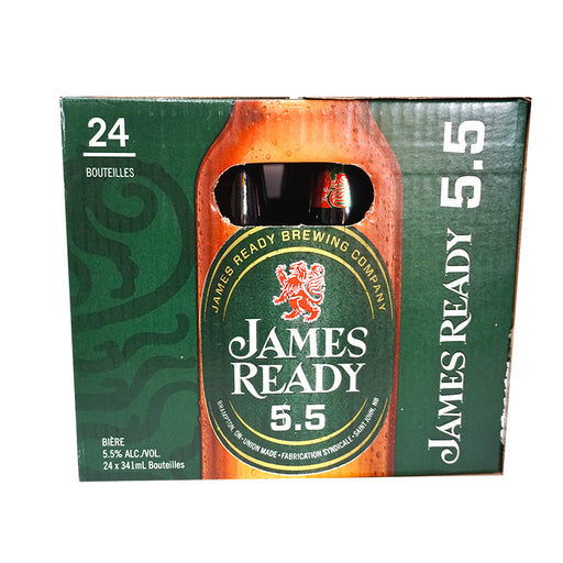 James Ready 5.5 (Flasche) (24er)