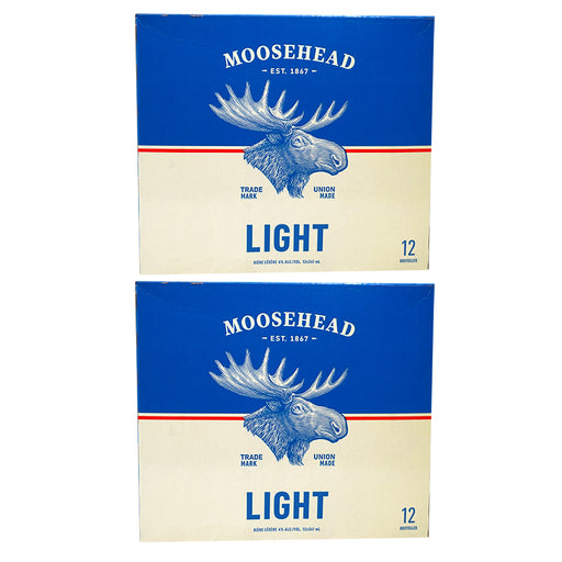 Moosehead - Moose Light (341 ml) (FL) (24er)