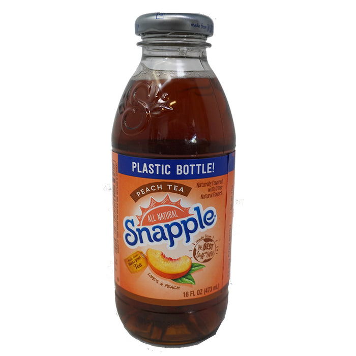 Snapple Juice - Peach Tea (473 ml) (24er)