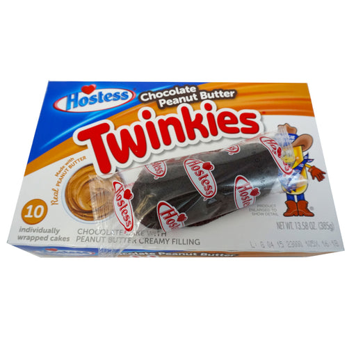 Hostess Twinkies Single Chocolate PNB (10x38,5 g)