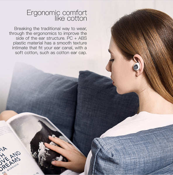 Invisible mini earphone set
