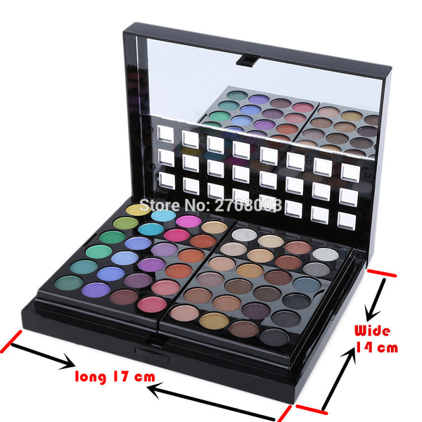 MISKOS  Professional 78 Color Make Up Sets
