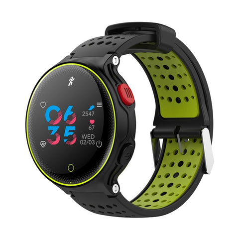 ColMi Smartwatch Heart Rate Tracker IP68 Waterproof Ultra-long Standby For IOS Android Phone Smart Watch