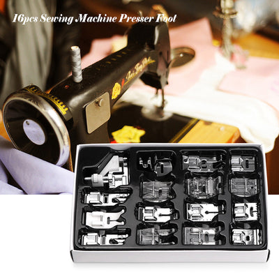 ACCESSORY SET FOR SEWING MACHINE