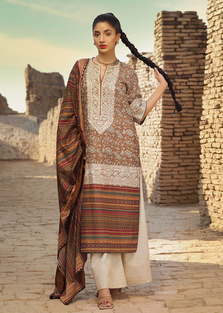 Tena Durrani Travertine Eid Collection