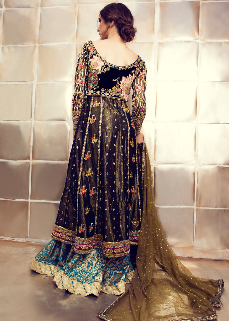 BLACK LOTUS ANARKALI