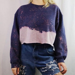 Women's Casual Fashion Long Sleeve Pattern Sweater