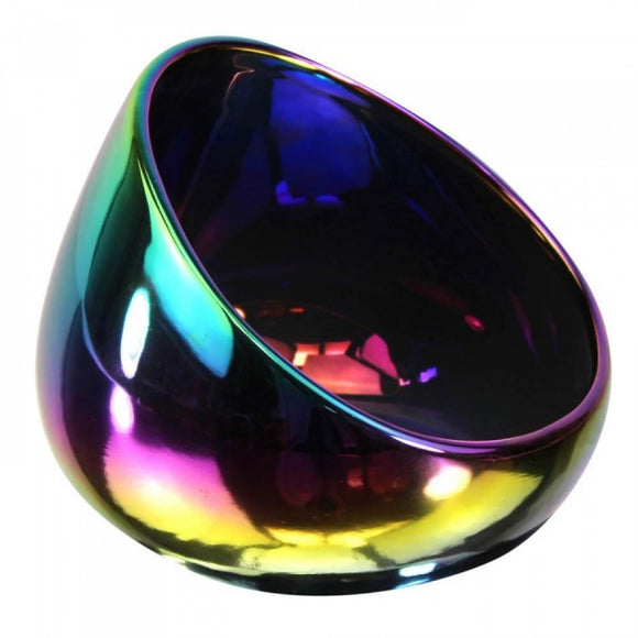 Black Iridescent Boom Bowl