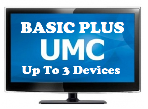 ONE MONTH UMC SUBSCRIPTION (Up to 3 Device)