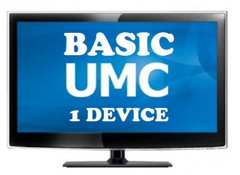 ONE MONTH UMC SUBSCRIPTION (1 Device)