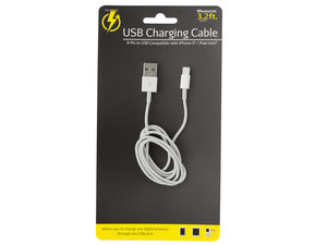 3.2' iPhone USB Charge and Sync Cable