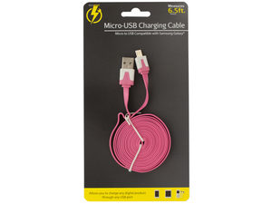 6.5' Samsung Galaxy USB Charge and Sync Cable