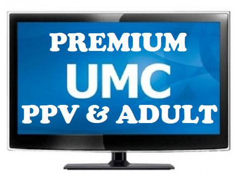 ONE MONTH UMC SUBSCRIPTION PREMIUM + ADULT