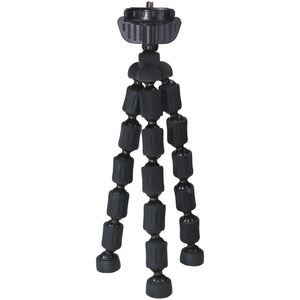 "Vivitar 7"" Mini Flexible Spider Tripod"
