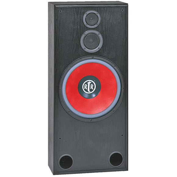 "Bic America 15"" Rtr Series 3-way Tower Speaker"