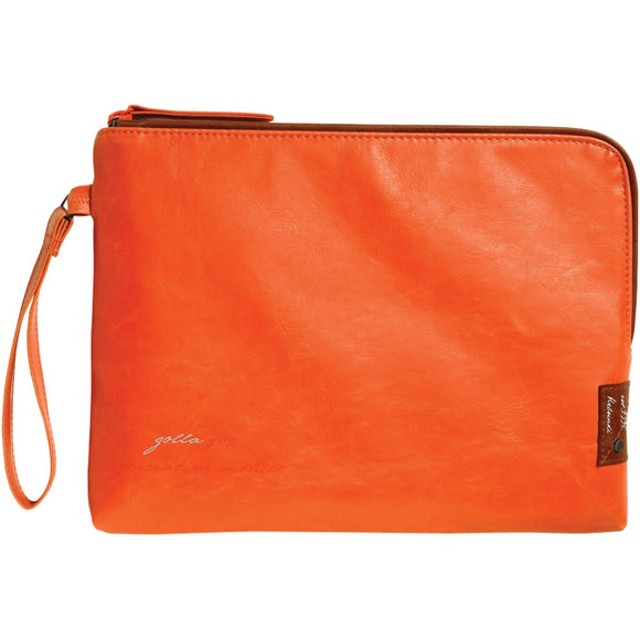Golla Ipad With Retina Display And Ipad 3rd Gen And Ipad 2 Sleeve (leoma; Orange)