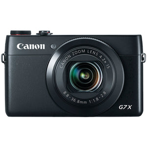 Canon 20.2 Megapixel Powershot G7x Digital Camera
