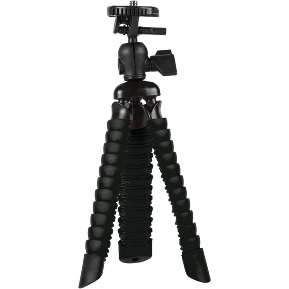 Vivitar Small Rubberized Spider Tripod (black)