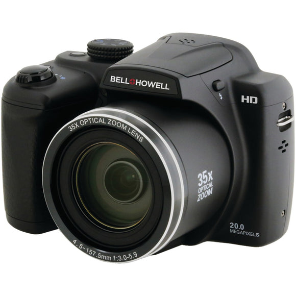 Bell+howell 20.0-megapixel B35hdz Digital Camera With 35x Optical Zoom