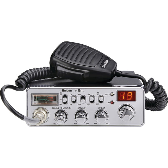 Uniden 40-channel Cb Radio (without Swr Meter)