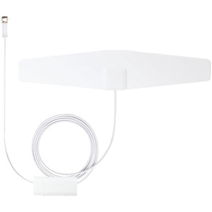Antop Antenna Inc Paper Thin Indoor Hdtv Antenna With Table Stand