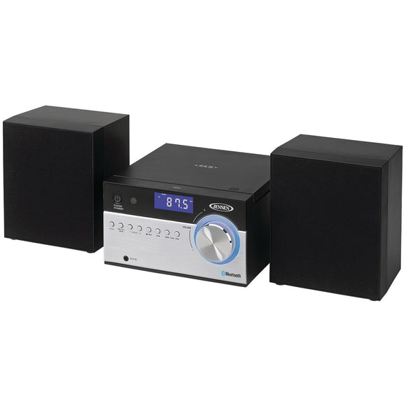 Jensen Bluetooth Cd Music System With Digital Am And Fm Stereo Receiver